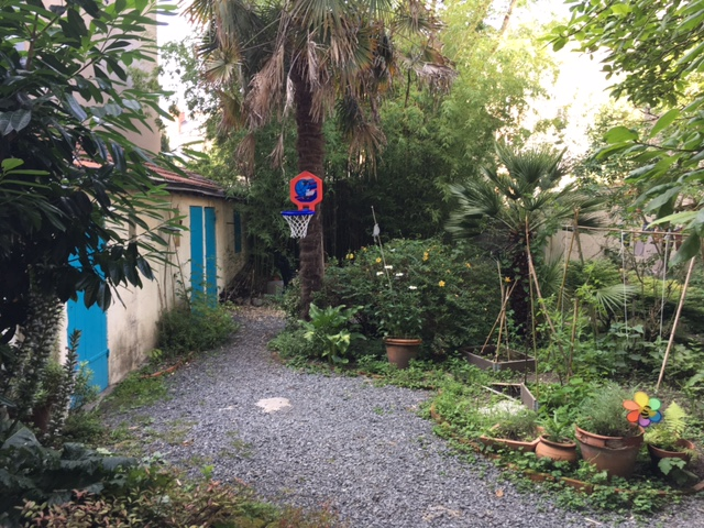 Charmant T3 en rez-de-jardin
