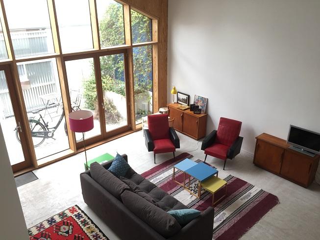 Véritable Loft en pleine propriété avec terrasse